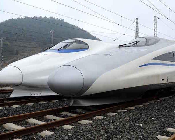 พลิกโฉมรถไฟความเร็วสูงในประเทศไทย