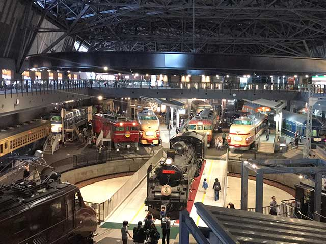 Railway-Museum-Saitama-