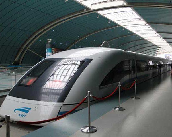 Shanghai Maglev รถไฟแม่เหล็กที่เร็วที่สุดในโลก